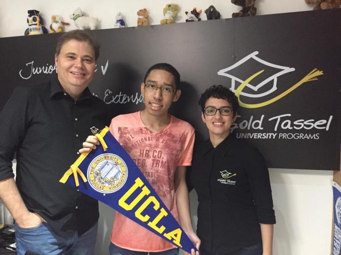 Gavur Kirst, Guilherme Toyota Carlos de Oliveira e Nayara Vasconcelos